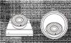 Camara de seguridad domo HDV2501 estructura